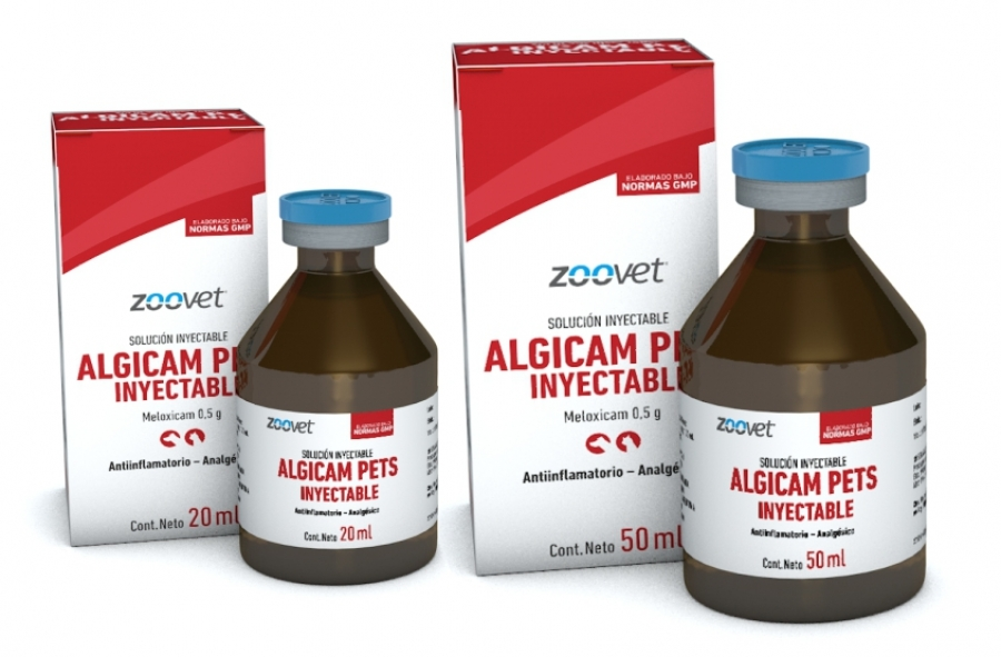 ALGICAM PETS INJECTABLE